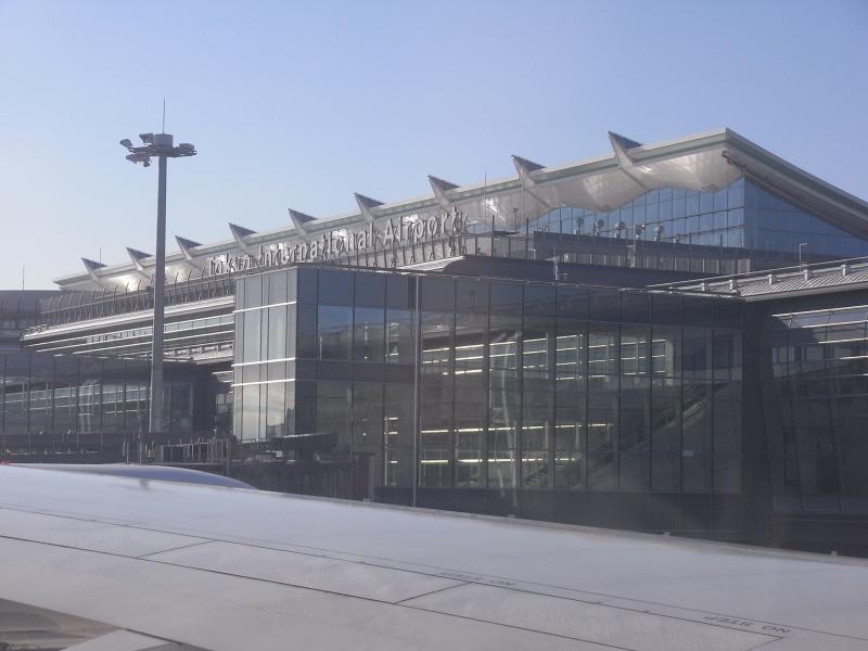 東京国際空港国際線旅客ターミナルビル新築工事(羽田空港国際ターミナ ルビル)