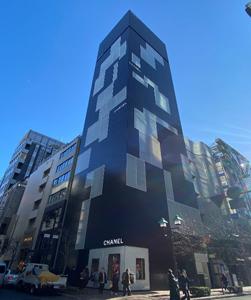 (仮称)GINZA NAMIKI Building 新築工事(シャネル銀座並木)