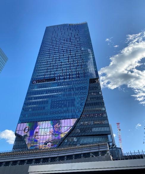 渋谷駅街区東棟新築工事(渋谷スクランブルスクエア)