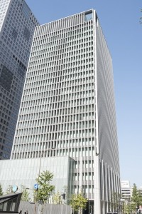 大手町一丁目地区第一種市街地再開発事業C工区(経団連会館)