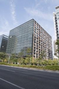 (仮称)豊洲3-2街区ビル計画新築工事(豊洲フォレシア)