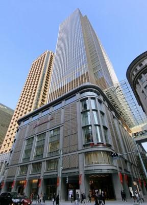 (仮称)日本橋二丁目地区第一種市街地再開発事業(C街区)新築工事